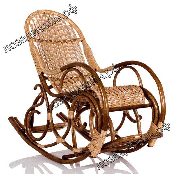 Кресло качалка Ведуга -фото2