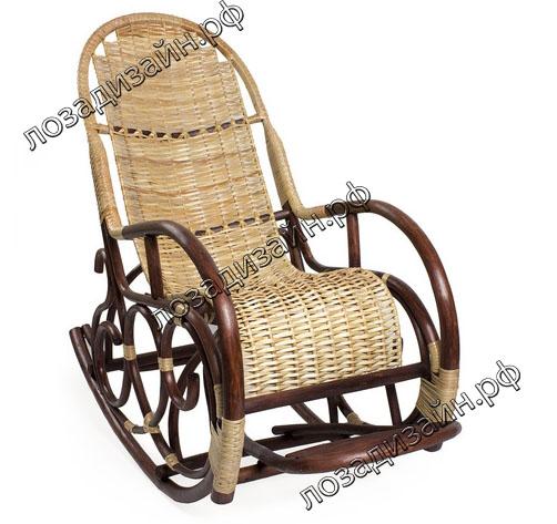 Кресло качалка Ведуга - фото3