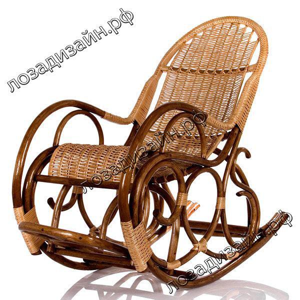 кресло качалка Ведуга - фото 1