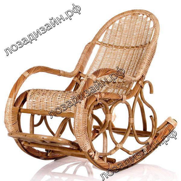 Кресло качалка Калитва - фото1