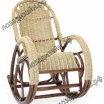 Кресло качалка Красавица Люкс - фото1