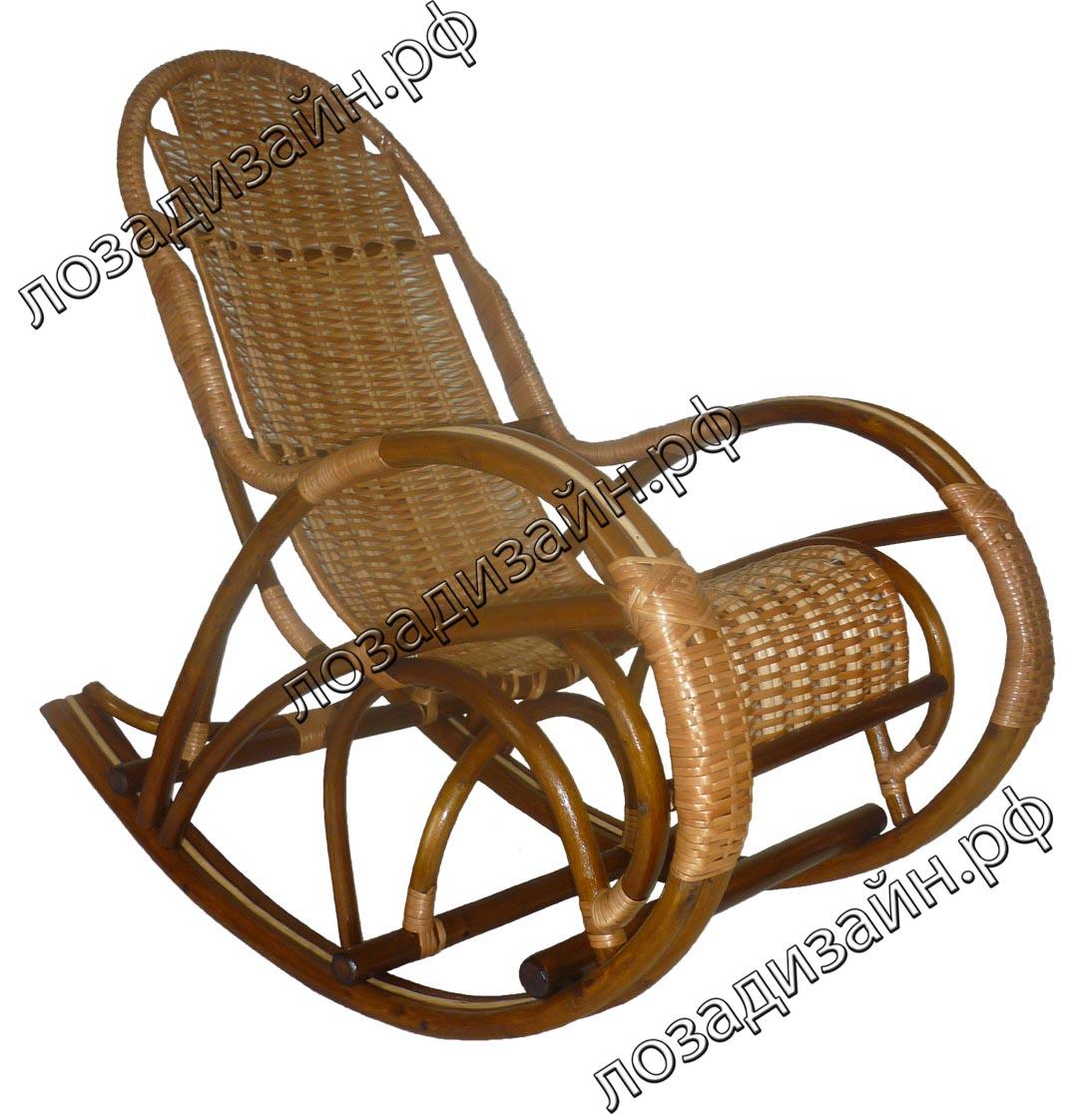 Кресло качалка до 200 кг