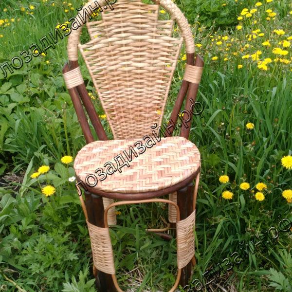 Плетеный стул - фото1