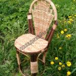 Плетеный стул - фото2