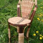 Плетеный стул - фото3