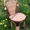 Плетеный стул - фото4