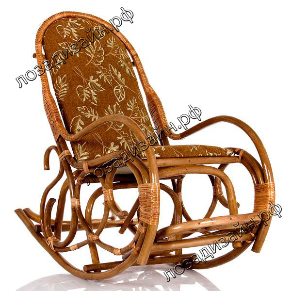 Мягкое кресло качалка - Рамонь