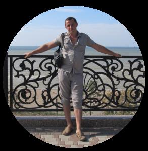 Аксенов Андрей Евгеньевич - руководитель Лоза Дизайн