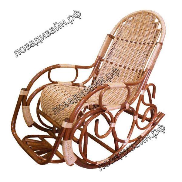 Кресло качалка Ведуга Люкс