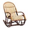 Плетеное кресло-качалка усмань