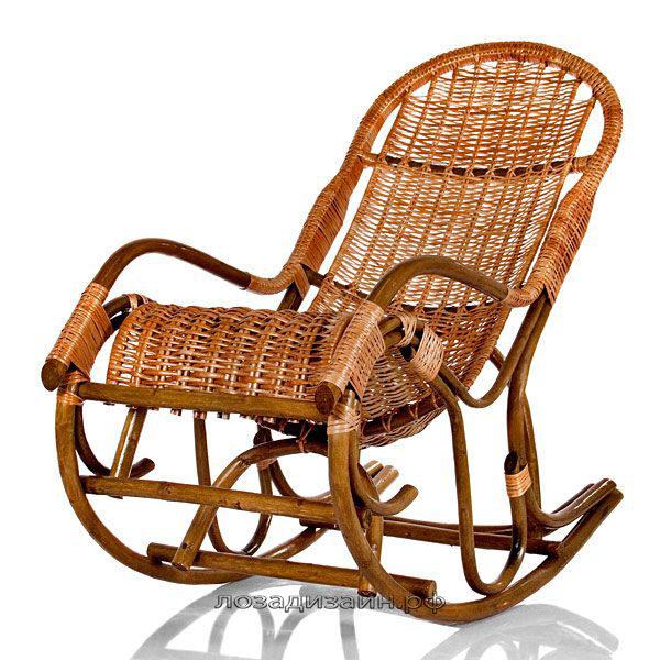 Кресло-качалка усмань вид с права