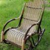 Кресло-качалка усмань на траве