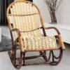 Кресло-качалка Усмань а интерьере
