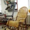 Кресло-качалка Усмань в офисе