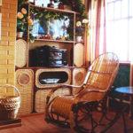 Кресло качалка Ведуга
