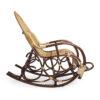 Кресло качалка ведуга вид с боку