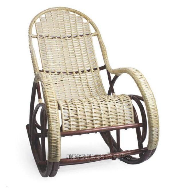 Кресло-качалка Красавица фото 2