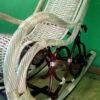 Кресло-качалка Калитва в мастерской