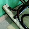 Кресло-качалка Калитва полоз крупным планом