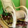 Кресло-качалка Калитва в мастерской фото 2