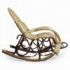 Кресло-качалка Калитва вид с боку