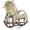 Кресло качалка Красавица Люкс - фото2