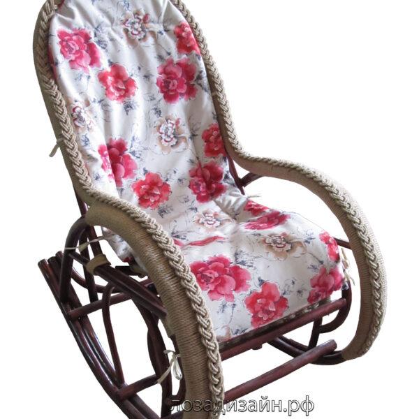 Подушка для кресла качалки