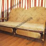 плетеный диван - фото2