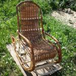Кресло качалка Калитва - эксперимент