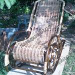 Кресло качалка Ведуга без подножки