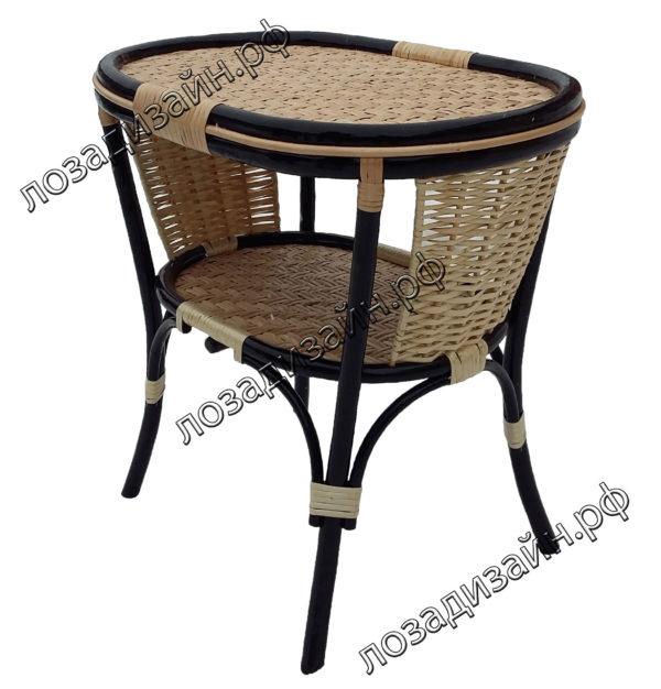стол из лозы